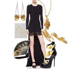 Paris Earrings by Imogen Belfield$364 Hinged Pearl Skull Bracelet, Golden by Alexander McQueen$445 Pave Wing Open Work Hinged by Eddie Borgo$475 Fluttering Crystal Fan Minaudiere, Je... by Judith Leiber$4,495 Giuseppe Zanotti Strappy Sandal with ... by Giuseppe Zanotti$1,875 Stella McCartney High-Low Lace-Skirt ... by Stella McCartney$3,660 Eddie Borgo Hexagonal Hoop Earrings E... by Eddie Borgo$250 Punk Skull Pearl Pendant Necklace, Go... by Alexander McQueen$445 Total$12,009