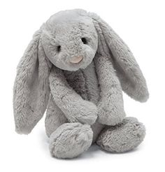 a63e5b9991 Jellycat Bashful Grey Bunny Small - 7 Inches