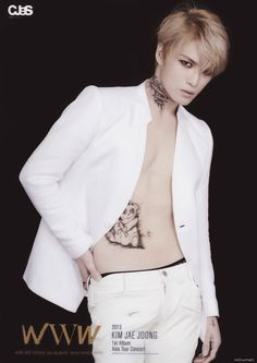 Kim Jaejoong's 1st Asia Tour Concerts in Osaka Official Goods