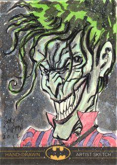 Joker - by Gary Shipman