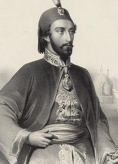 SULTAN ABDUL MEJID I Sultan ABdülmecid (23) | by OTTOMAN IMPERIAL ARCHIVES
