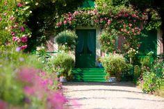 Maison de Claude Monet à Giverny - Normandie - France