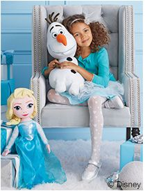 DISNEY FROZEN ELSA & OLAF PILLOWS..$29.99 each Youravon.com/argeliahernandez
