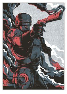 Robocop - Joe Wilson ----