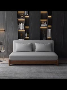 Sleeping Sofa Bed 2 Seating Small Sofa Couch - Famous Last Words Sofa Bed Design, Living Room Sofa Design, Bedroom Bed Design, Bedroom Furniture Design, Design Room, Living Room Grey, Bed Furniture, Modern Furniture Design, City Furniture