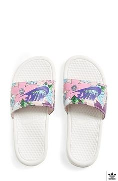 63cf99b85806ee Nike  Benassi JDI  Print Slide Sandal (this color or the pink) (size www.