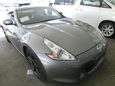 2009 Nissan 370Z Coupe 3.7