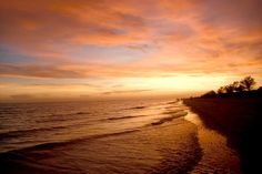 Sanibel Island, Florida - beautiful sunsets are one of my faves!  Traveled here with my friend and we need to get back!