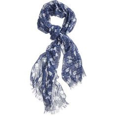 Image result for ae swiss dot floral scarf