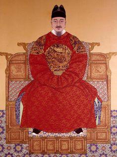 Se jong : Korean emperor from Yi dynasty