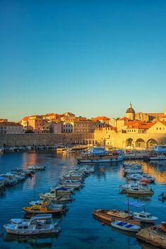 Dubrovnik at Sunrise - Croatia