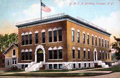 Y.M.C.A. Building, Oswego, N.Y. circa 1910