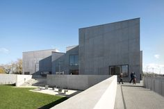 David Chipperfield Architects, Hufton + Crow · Hepworth Wakefield Gallery · Divisare