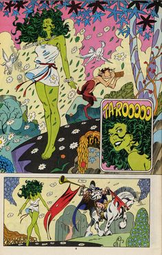 Byrne Robotics: JBF Reading club : The sensational She-Hulk # 7