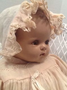 Vintage 1930's Composition Baby Doll Made in USA Pat No 225207 TLC Needed | Dolls & Bears, Dolls, By Brand, Company, Character | eBay!