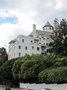 Chateau Marmont, West Hollywood. oh the chateau...