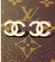 Chanel and Louis, my two favorite things.