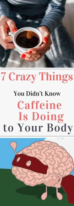 7 Crazy Things You Didn't Know Caffeine Is Doing to Your Body! Read this...!!!