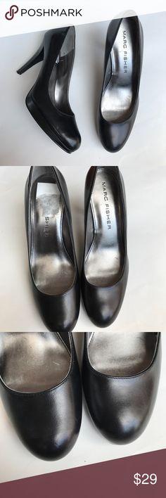 Marc Fisher Black Pumps✨ Womens size 7.5. Excellent condition. Marc Fisher Shoes Platforms