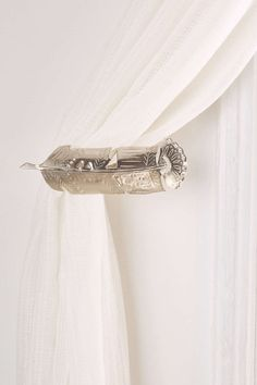 Magical Thinking Boho Feather Curtain Tie-Back