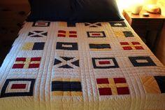 Sinal Flag Bedspread