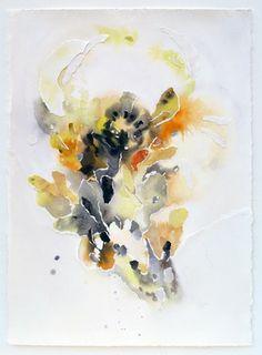 """Saatchi Online Artist Joris  Kuipers; Painting, """"Deconstruceted head"""""""
