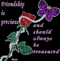 Friendship Is Precious gif. Friends Image, I Love My Friends, True Friends, Happy Friendship, Friend Friendship, Friendship Quotes, Special Friend Quotes, Best Friend Quotes, Cartoon Images