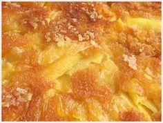 Recette Gateau aux Pommes caramélisé facile et rapide