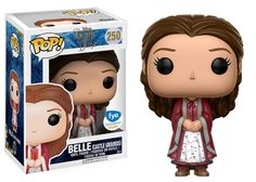 Belle (Castle Grounds) @OriginalFunko Pop! #BeautyandtheBeast #BeOurGuest