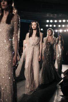 Le Louvre Melbourne / Jenny Packham Trunk Show / Wedding Style Inspiration / LANE