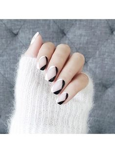 25 Chic Nail-Art Ideas for Summer | Allure  http://miascollection.com