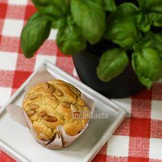 #Muffin al #basilico e pinoli #ricette #recipe #aperitivo #brunch