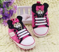 Úžasné NOVÉ růžové capáčky s Minnie DISNEY - obrázek číslo 1