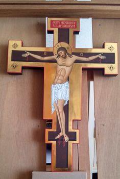 Byzantine Art, Orthodox Icons, Christian Art, Crucifix, Religion, Objects, Faith, Virgin Mary, Christ