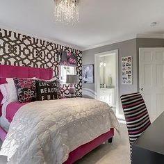 bedroom ideas on pinterest zebra bedrooms hot pink and pink