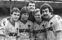Wolves John Humphrey, John Pender, John Burridge, Bobby Coy and Geoff Palmer back in Picture Gifts, Framed Prints, Canvas Prints, Wolverhampton, Goalkeeper, Football Shirts, First Love, Wolf, 1980s