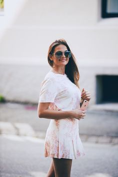 Jeanette Sundøy – Summer - Summeroutfit - Shorts - Playsuit - By Malene Birger - Outfit - Fashion