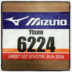 Halve Marathon GroetuitSchoorlRun in Schoorl. 21,1 km DNS! (gekneusde tenen)