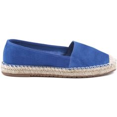 Espadrille Camurça Portofino | Arezzo ❤ liked on Polyvore featuring espadrilles shoes and espadrille sandals