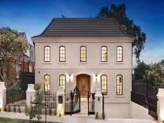 french provincial houses melbourne - Google Search