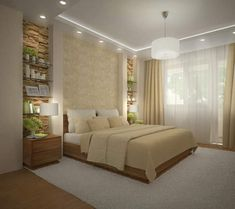Details and more ways to decorate the modern bedroom - Interior Design Haus 2018 Bedroom False Ceiling Design, Master Bedroom Design, Home Decor Bedroom, Modern Bedroom, Bedroom Ideas, Suites, Awesome Bedrooms, Luxurious Bedrooms, Home Interior Design