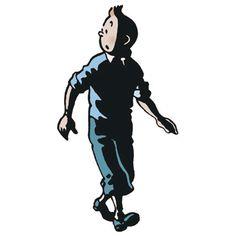 Tintin brings the cool