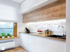If you are thinking of renovating your kitchen decor you have come to the right place. We know the struggle of refurnishing a kitchen, specially if the available space is confined. Kitchen Room Design, Modern Kitchen Design, Home Decor Kitchen, Interior Design Kitchen, Kitchen Furniture, New Kitchen, Home Kitchens, Kitchen Dining, Dining Room
