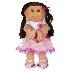 awww she looks like Aubrey! Cabbage Patch Kids, Cabbage Dolls, Kewpie, Brunette Girl, Girly Girl, Girl Dolls, Kids Girls, To My Daughter, Patches