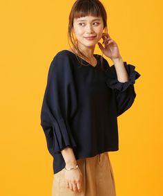 【ZOZOTOWN】Omekashi(オメカシ)のシャツ/ブラウス「キャンディースリーブプルオーバー」(OM18A0042030110)を購入できます。