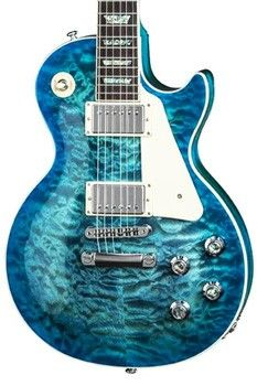 Gibson Les Paul Standard Ocean Blue 2015