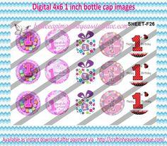 "1"" Bottle Caps (4X6) F26 first birthdays  BIRTHDAY BOTTLE CAP IMAGES #birthday #presents #party #bottlecap #BCI #shrinkydinkimages #bowcenters #hairbows #bowmaking #ironon #printables #printyourself #digitaltransfer #doityourself #transfer #ribbongraphics #ribbon #shirtprint #tshirt #digitalart #diy #digital #graphicdesign #bottlecap #BCI #shrinkydinkimages #bowcenters #hairbows #bowmaking please purchase via link…"