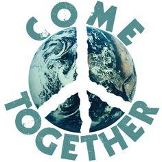 Coexist. How I wish.