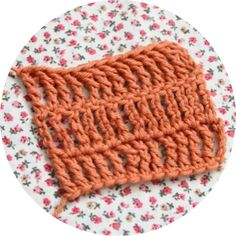 Crochet Corner: STITCH DIRECTORY . Triple Treble Crochet (ttr) USA term: Double Treble Crochet (dtr)