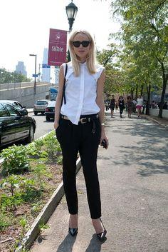 New York S/S 2012, ELLEuk.com